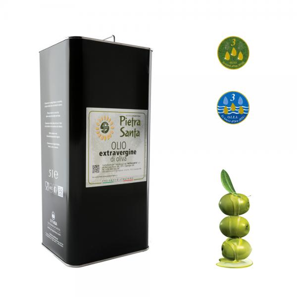 Natives Olivenöl Extra 5 Liter Dose