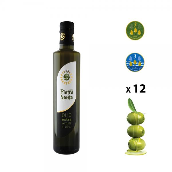 Angebot und Förderung des italienischen nativen Olivenöl extra
