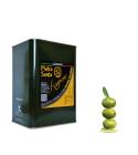 Huile d'olive extra vierge ogliarola Karpene – boîte 3 Lt