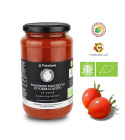Biologische Tomate aus Torre Guaceto in Sauce
