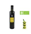 Olio extravergine di oliva biologico - in bottiglia 0,50 Litro