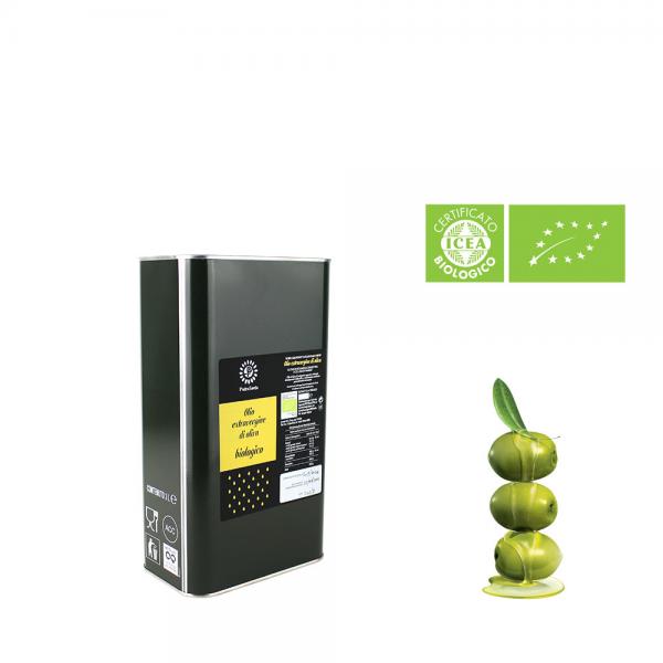 Biological Extra virgin olive oil - 1 Litre