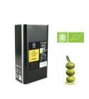 Biological Extra virgin olive oil - 3 Litres