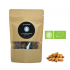 Biological almonds variety tondina