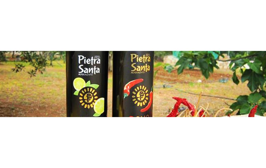 Condiments à base d'huile