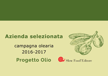 Olio Presidio Slow Food